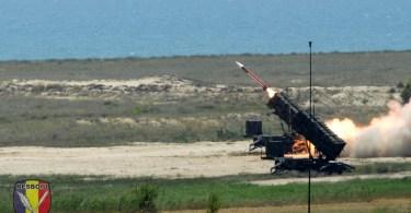 Lansare de racheta Patriot - Istria 19, Poligonul Capu Midia