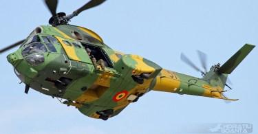 IAR-330L-RM Puma 51 RoAF
