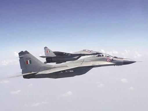 MiG-29 India