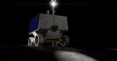 VIPER rover - NASA