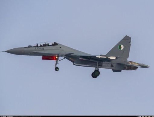 Su-30MKI(A) Algeria