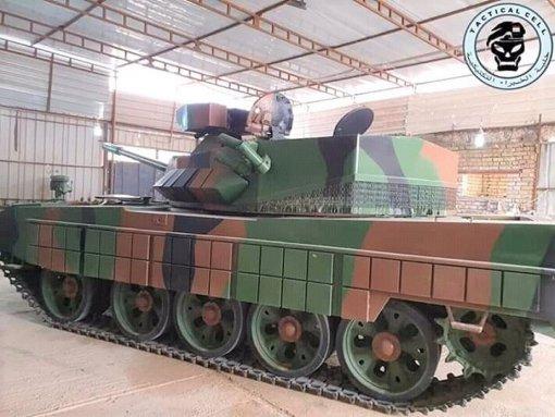 T-55 Al-Kafil-1