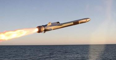 Kongsberg Naval Strike Missile (NSM)