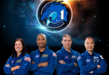 Crew-1 Dragon Resilience