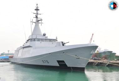 Gowind class Port Said (ENS 976)