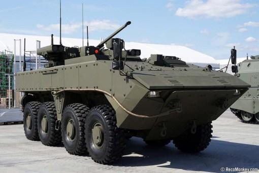BMP-K K-17 Bumerang