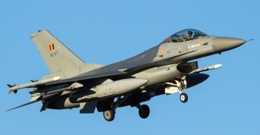 F-16 belgian