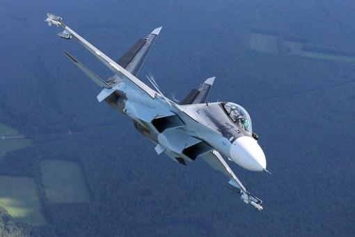 Suhoi Su-30SM
