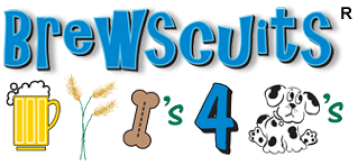brewscuits treats logo