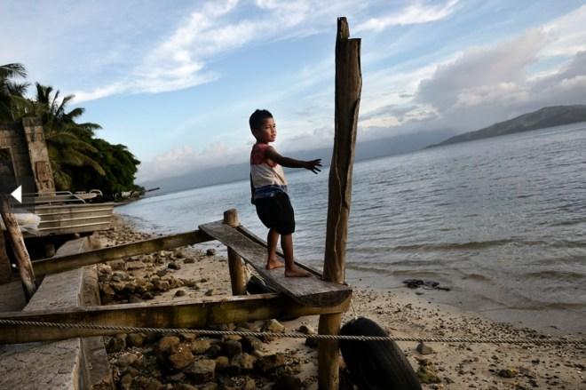 Fiji Boy