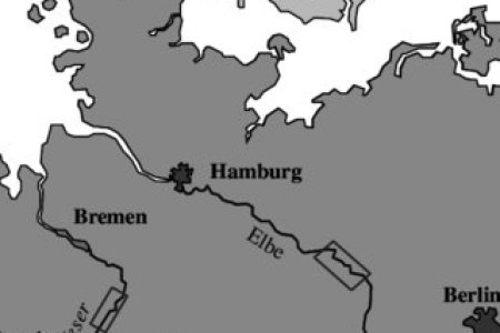 bremen location on the germany map » Full HD MAPS Locations ...
