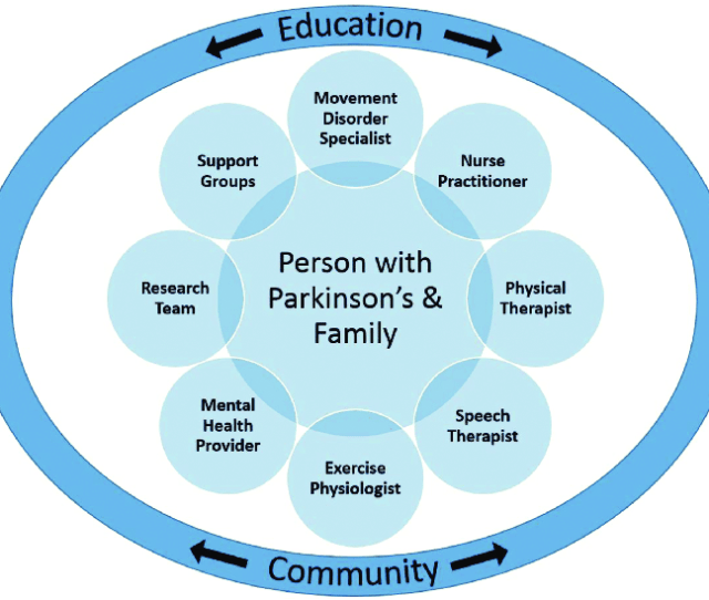 Pretzer Aboff And Prettymans Parkinsons Model An Integrative Holistic Healthcare Model For People With