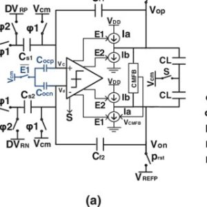 Fifthorder switchedcapacitor delta–sigma modulator