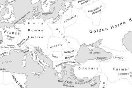 map of middle east and asia map of europe » ..:: Edi Maps ...