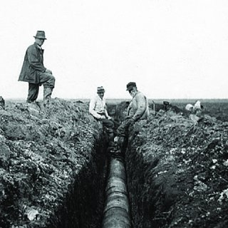 drain tiles and groundwater resources
