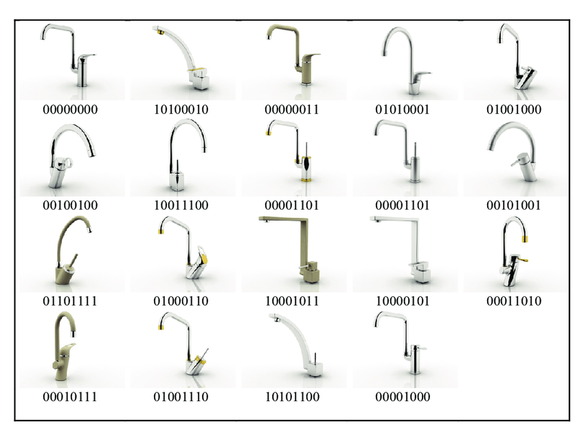 faucet styles handle on the top