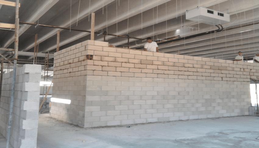 Excavation Phase A Site Cast Concrete Ground Floor B Hollow Brick Download Scientific Diagram