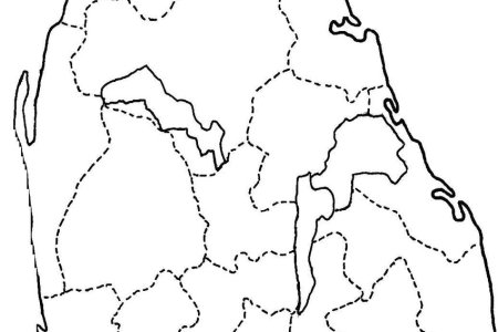 sri lanka map line drawing » Path Decorations Pictures | Full Path ...