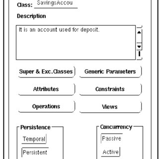 If you do not have the habit of saving money and you want to spend money less than you earn, then saving a tracker spreadsheet will help you to track your savings and take control of your money. Savingsaccount Class Template Download Scientific Diagram