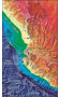Shaded Relief Map Of The Southern Sierra Madre Occidental And Northern Download Scientific Diagram