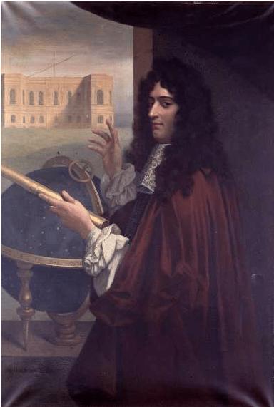 Portrait of Jean-Dominique Cassini by Léopold Durangel ...
