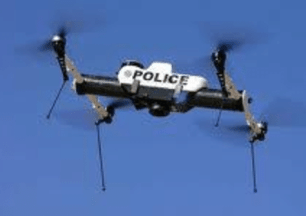 A Law enforcement UAV [4] | Download Scientific Diagram