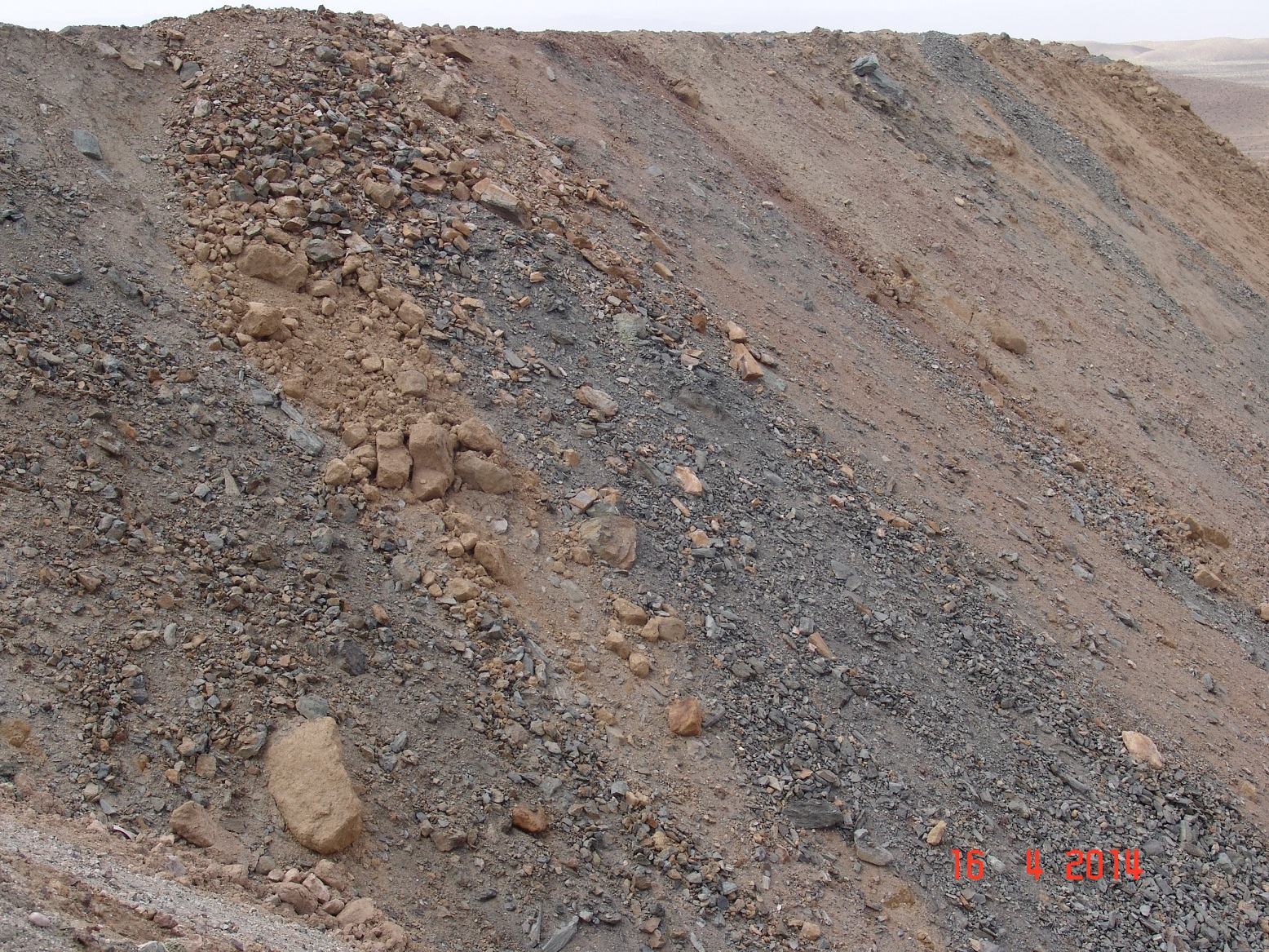 How Can Obtain The Geomechanical Properties Cohesion And Friction Angle Of Soil Rock Mixture