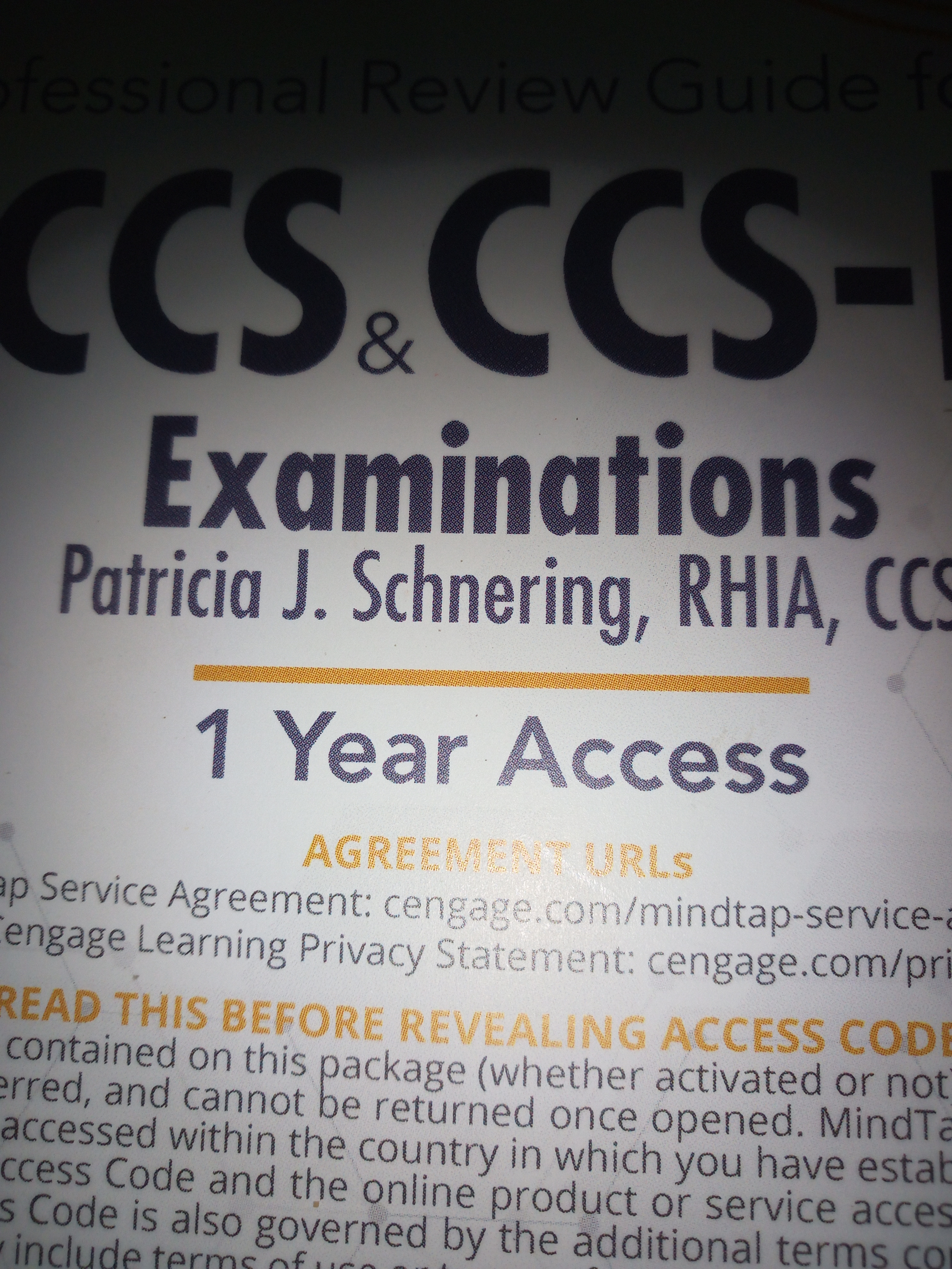 Ccs P Study Plan And E M Coding Research Resources