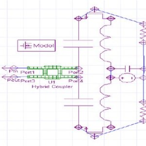 Schematic diagram 1 of NMOS based reflective type phase shifter | Download Scientific Diagram