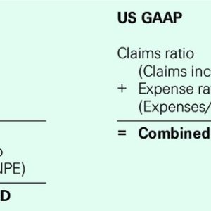 Combined ratio in US statutory versus GAAP accounting | Download Scientific Diagram