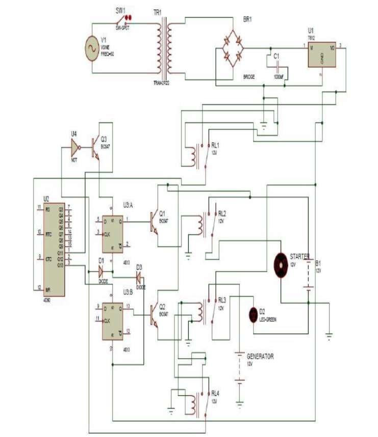 Battery Isolator Switch Wiring Diagram - Roslonek.net