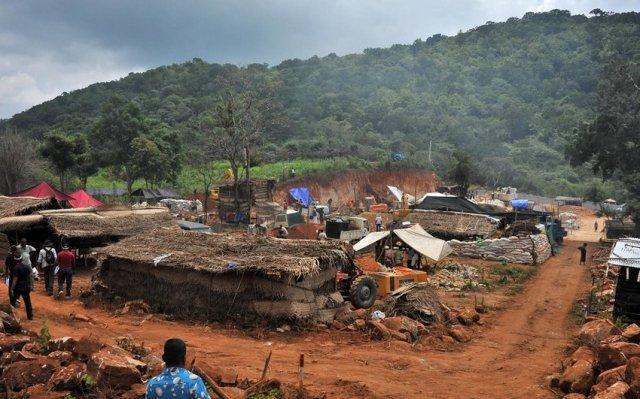 Khu vực mỏ Thammannawa