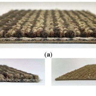 carpet composite b upper layer