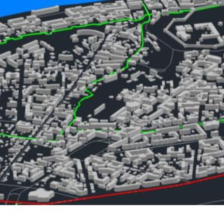 PDF  Using 3D modeling Technologies to    3D model of a district in Nizhny Novgorod created in the AutoDesk