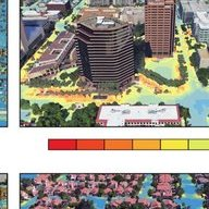 HD Decor Images » High resolution Sky View Factor maps  1 1 m height  for Phoenix     High resolution Sky View Factor maps  1 1 m height  for Phoenix Downtown