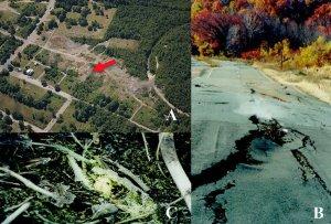 The Centralia, Pennsylvania, mine fire has dramatically impacted the | Download Scientific
