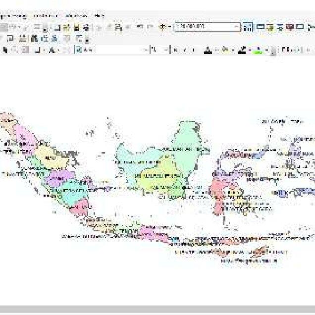 Ilustrasi (gambar, bagan, tabel, dlsb.) merupakan bagian penting dalam penulisan ilmiah. Gambar 7 Peta Indonesia Dan Provinsinya Download Scientific Diagram