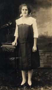 Helen (Pacheco) Correia ca 1920