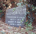 Tombstone, St. Mary's Cemetery, Oakland