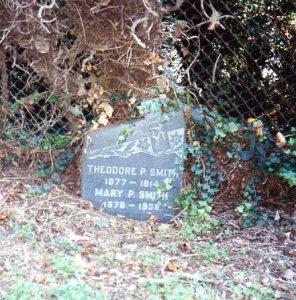tombstone st marys cemetery oakland
