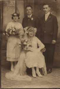 Isabella Pacheco married Manuel Ventura in the early 1920s
