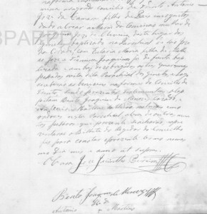 Marriage Record, Ginetes, Azores