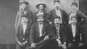 Pacheco Family ca 1904