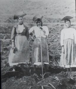 Unknown Portuguese Laborers, Kilauea Sugar Plantation