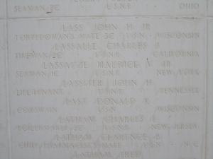 Charles Lassalle's Memorial Listing, Hawaii