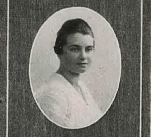 Helen Phelps McShea graduate 1916, Lowell High, Oakland
