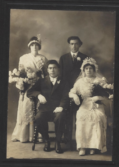 pacheco wedding photo oakland 1900s