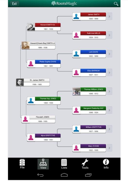 Five Ways to Improve the RootsMagic Genealogy App