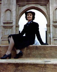 Ellen Figg was a Navy WAVE during WWII