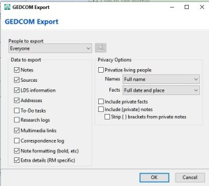 gedcom screen1